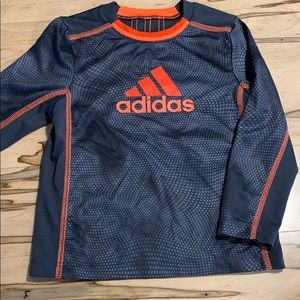 New without tags Adidas long sleeve shirt